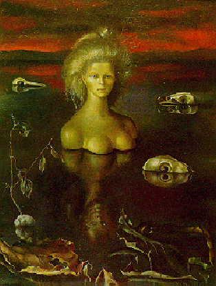 Leonor Fini,  Le Bout du Monde