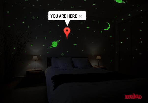 tu sei qui